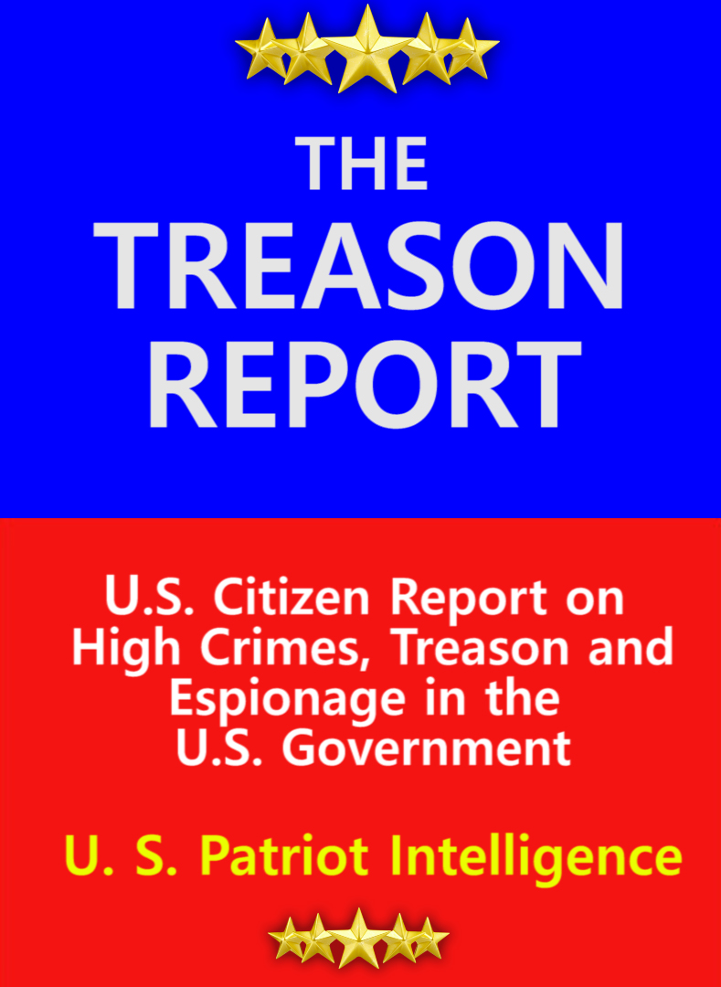 Citizens Release Treason Report