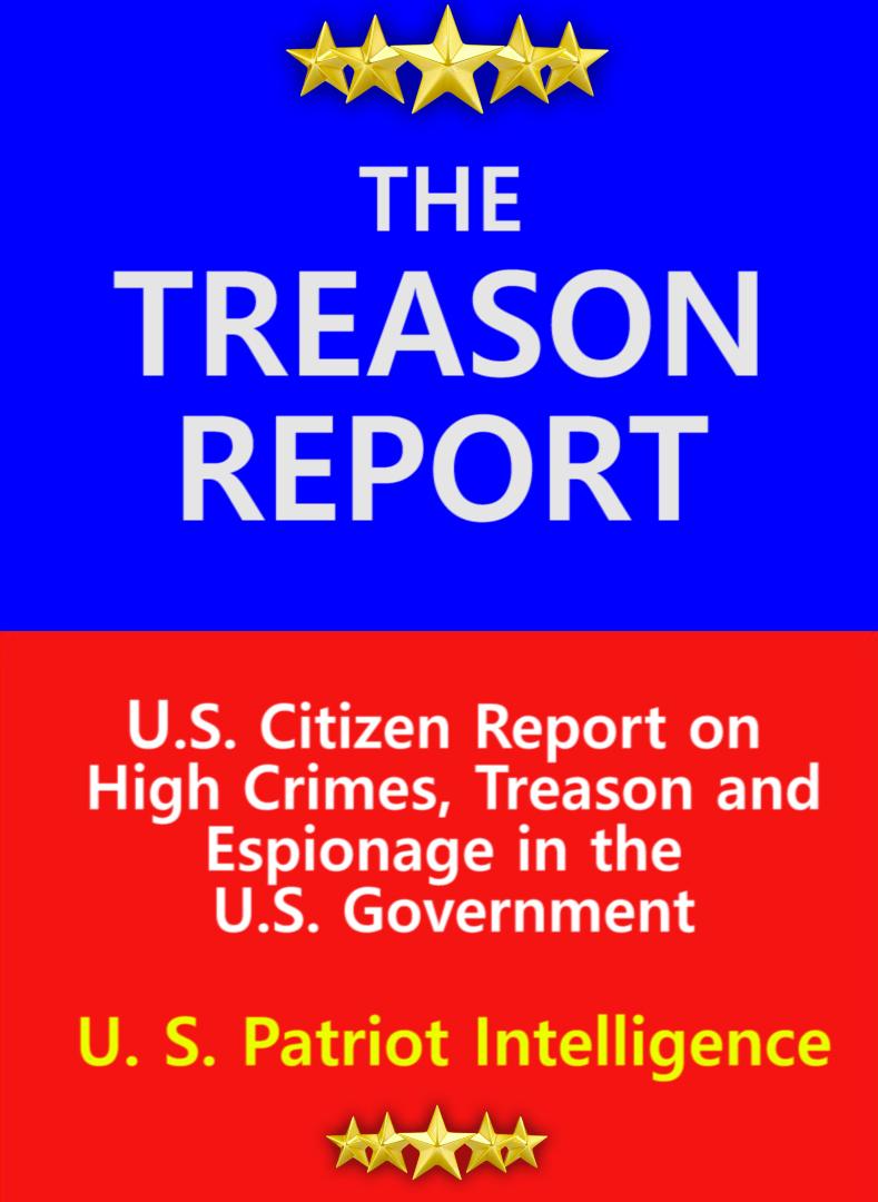 Citizens Release TreasonReport